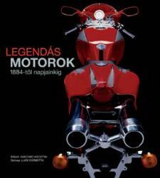 Legendás autók könyv Corvina kiadó 2016 (ISBN: 9789630965880)