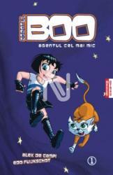 Agentul Boo. Agentul cel mai mic (ISBN: 9789731431567)