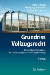 Grundriss Vollzugsrecht (2014)
