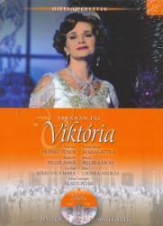 Viktória - Híres operettek 19. + CD (ISBN: 9789630974776)