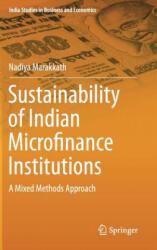Sustainability of Indian Microfinance Institutions - Nadiya Marakkath (2013)