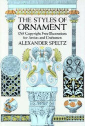 The Styles of Ornament - Alexander Speltz (ISBN: 9780486205571)