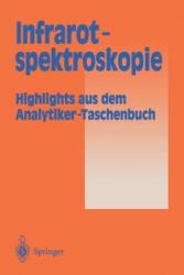 Infrarotspektroskopie - Helmut Günzler, A. M. Bahadir, R. Borsdorf, K. Danzer (2012)