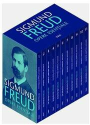 Pachet Opere Esenţiale Sigmund Freud, 11 volume (ISBN: 5948489210204)