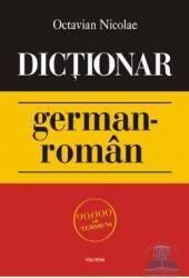Dicţionar german-român (ISBN: 9789734617722)