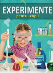 Experimente pentru copii (ISBN: 9789975611558)