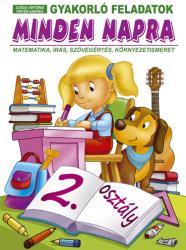 Gyakorló feladatok minden napra 2. osztály (ISBN: 9786155042782)