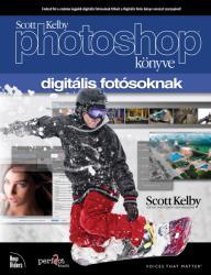 Scott Kelby Photoshop könyve digitális fotósoknak (2013)