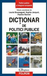 Dictionar de politici publice (ISBN: 9789734614318)