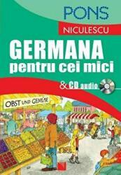 Germana pentru cei mici & CD audio (ISBN: 9789737484352)