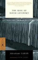 The Rise of David Levinsky - Abraham Cahan (2001)
