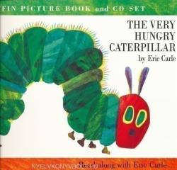The Very Hungry Caterpillar Book with Audio CD (ISBN: 9780141380933)
