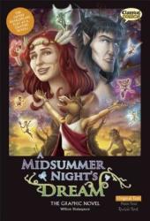 A Midsummer Night's Dream the Graphic Novel: Original Text (2012)