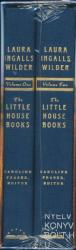 The Little House Books: Library of America 2 Volume Set (2012)