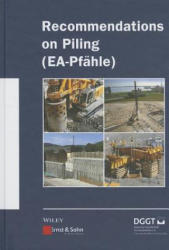 Recommendations on Piling (Ea Pfahle) - Alan Johnson (2013)