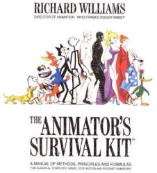 ANIMATORS KIT - Richard Williams (2012)