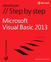 Microsoft Visual Basic 2013 Step by Step (2013)