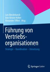 Fhrung von Vertriebsorganisationen (2013)