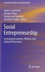 Social Entrepreneurship - Anders Lundstrom, Chunyan Zhou, Yvonne von Friedrichs, Elisabeth Sundin (2013)