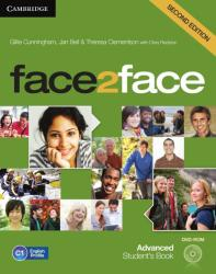 face2face. Student's Book with DVD-ROM. Advanced - Second Edition (2013)