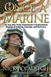 Once a Marine - Nick Popaditch, Mike Steere (ISBN: 9781932714470)
