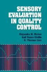 Sensory Evaluation in Quality Control (2013)