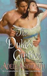 Duke's Captive - Adele Ashworth (ISBN: 9780061474842)