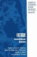 Fatigue - Neural and Muscular Mechanisms (2013)