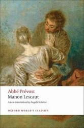Manon Lescaut (ISBN: 9780199554928)