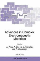 Advances in Complex Electromagnetic Materials, 1 - A. Priou, Ari Sihvola, S. Tretyakov, A. Vinogradov (2012)