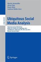 Ubiquitous Social Media Analysis (2014)