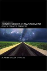 Controversies in Management - Alan Thomas (2002)