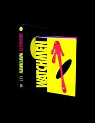 Watchmen: Absolute Edition - Alan Moore, Dave Gibbons (2011)