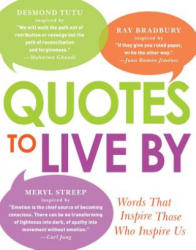 Quotes to Live By - Adams Media (2013)