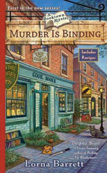 Murder is Binding - Lorna Barrett (ISBN: 9780425219584)