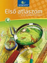 Első atlaszom ÚJ (ISBN: 9789632625423)