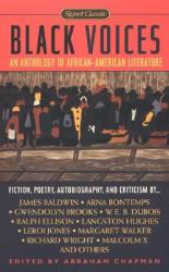 Black Voices - An Anthology of African-American Literature (ISBN: 9780451527820)