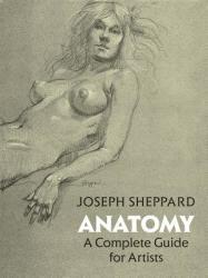 Anatomy - Joseph Sheppard (ISBN: 9780486272795)