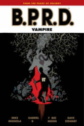 B. p. r. d. : Vampire - Allie Scott (2013)
