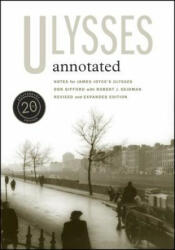 Ulysses Annotated - D Gifford (ISBN: 9780520253971)