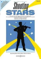Shooting Stars Vln/Pf - H COLLEDGE (2000)