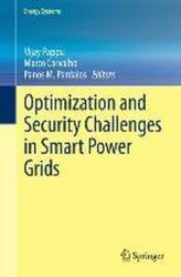 Optimization and Security Challenges in Smart Power Grids (2014)