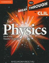 Breakthrough to CLIL for Physics Age 14+ Workbook (2013)