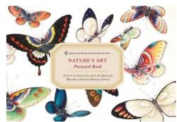 Amnh Nature's Art Postcard Book (2014)