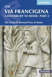via Francigena Canterbury to Rome (2014)