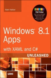 Windows 8.1 Apps with XAML and C# Unleashed - Adam Nathan (2013)