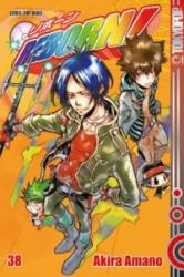 Reborn! - Eine Auszeit vom Fluch - Akira Amano, Akira Amano (2014)