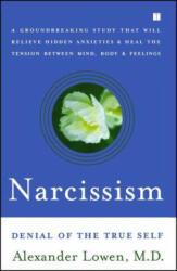 Narcissism (ISBN: 9780743255431)