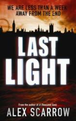 Last Light (ISBN: 9780752893273)