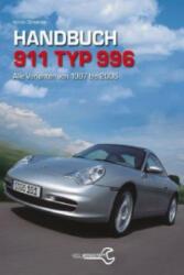 Handbuch 911 Typ 996 - Adrian Streather (2014)